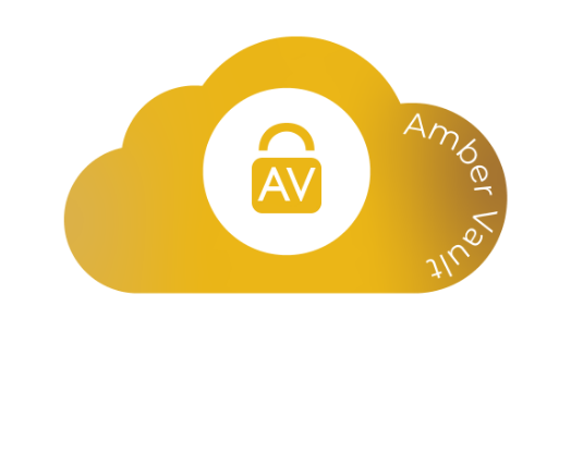 AmberVault Logo
