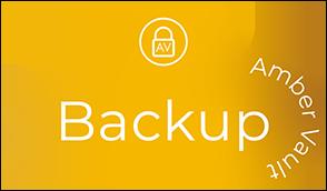 product name: backup
