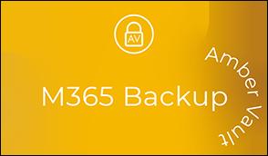 product name: M365 backup