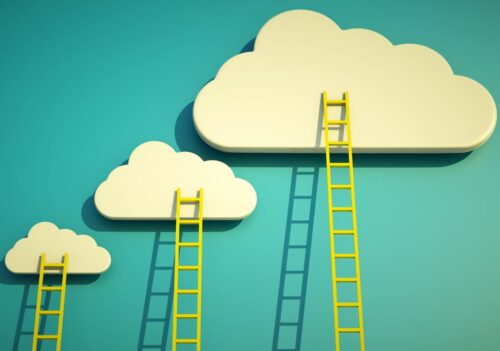 Surge in cloud solutions